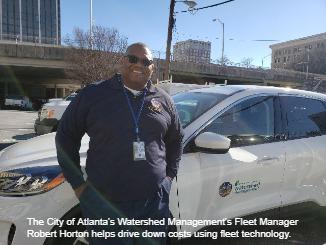 City of Atlanta Watershed Management Robert Horton